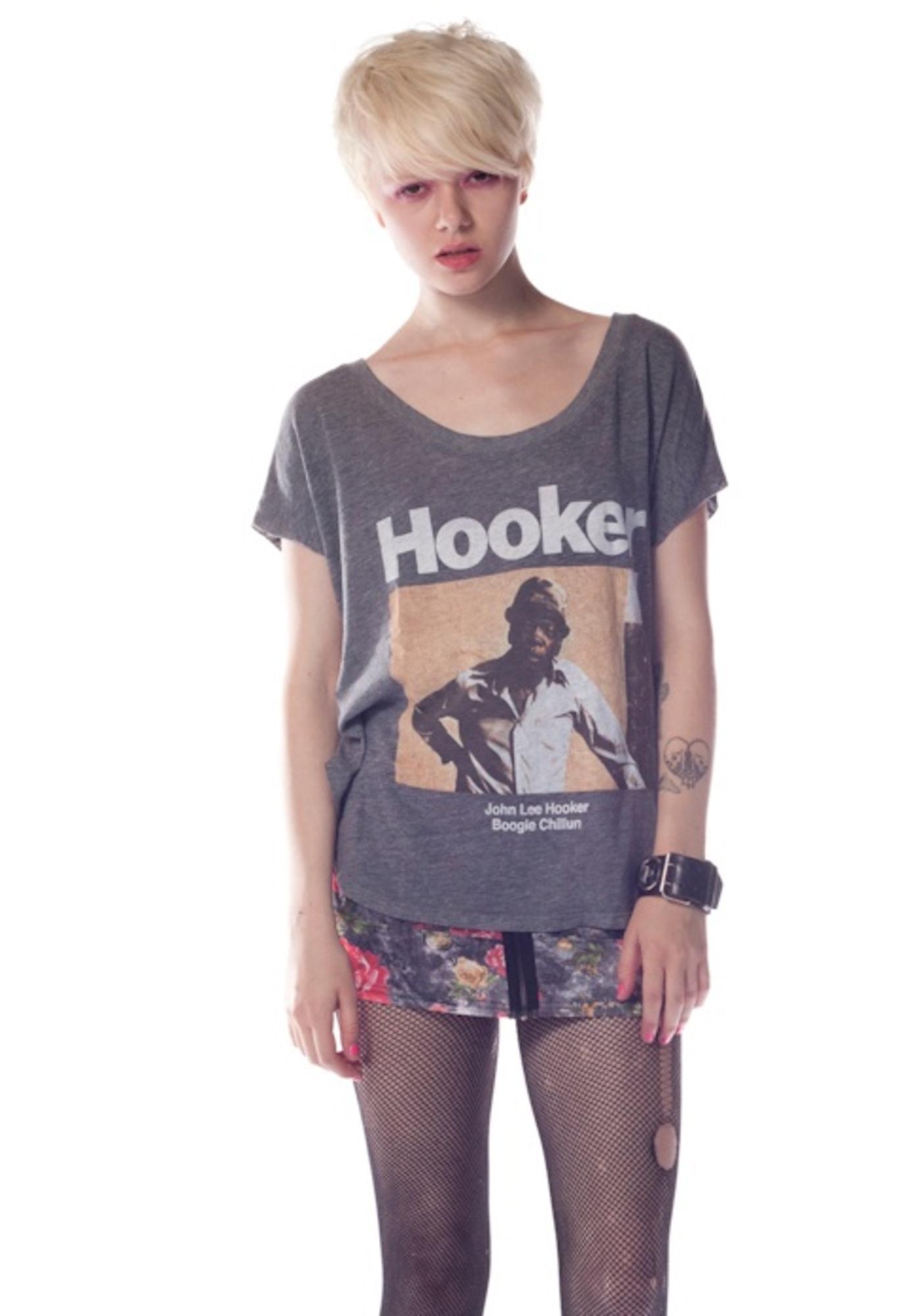 Chaser John Lee Hooker Tee Shirt
