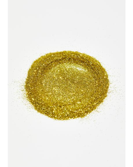 Gold Fine Biodegradable Glitter