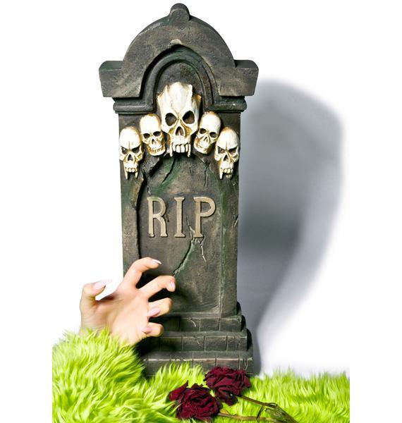Vlad the Impaler Gravediggers Tombstone