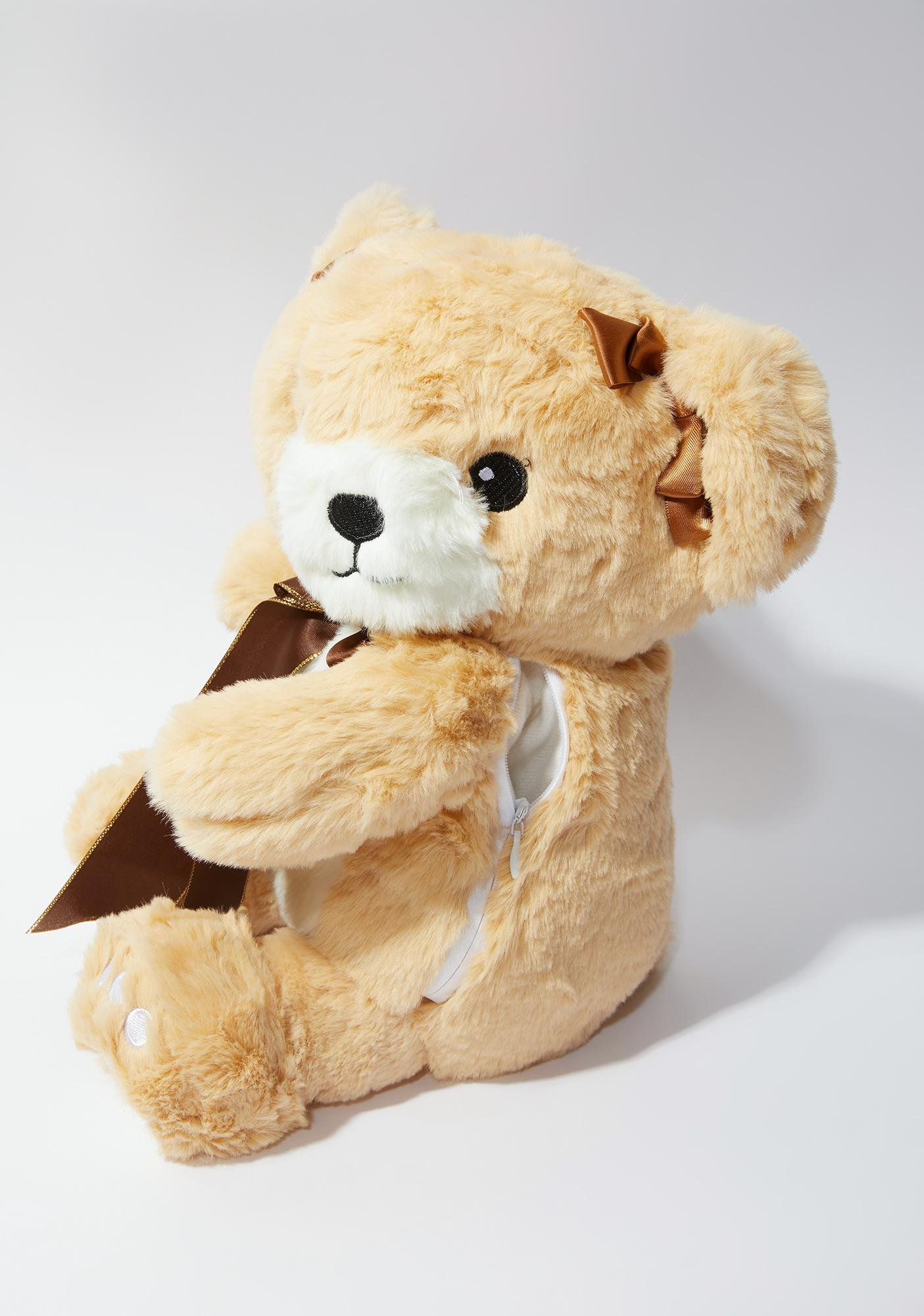Bear Buddy Crossbody Bag