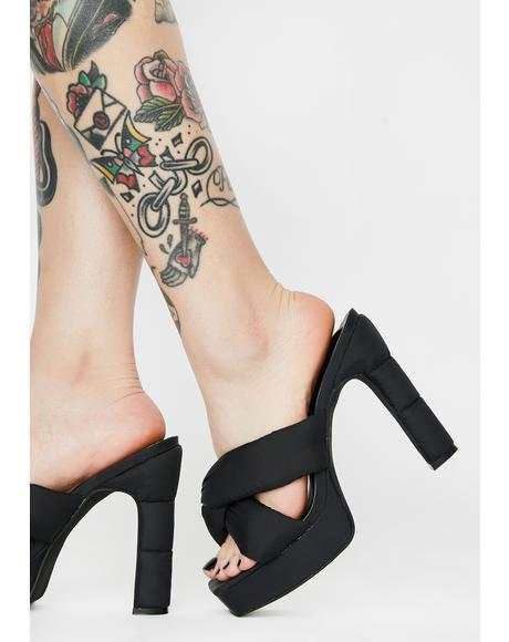 High Roller Platform Heels