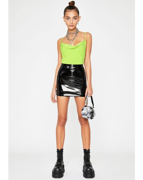 Slick Chick Cami Bodysuit