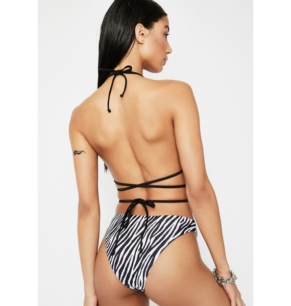 Current Mood Wild Woman Bikini Bottoms