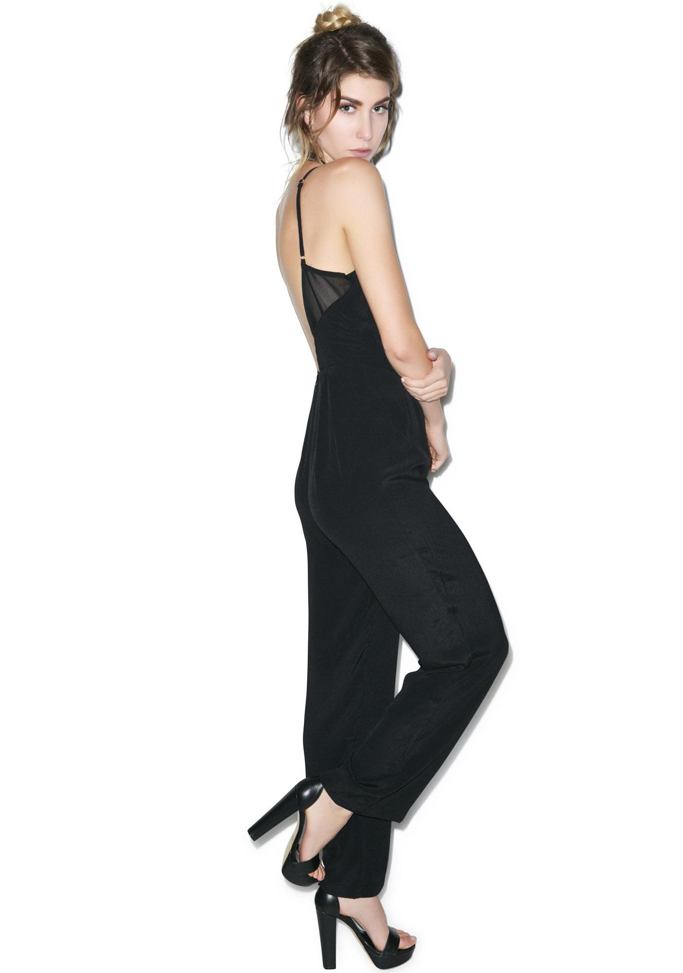 Mink Pink Unforgettable Jumpsuit