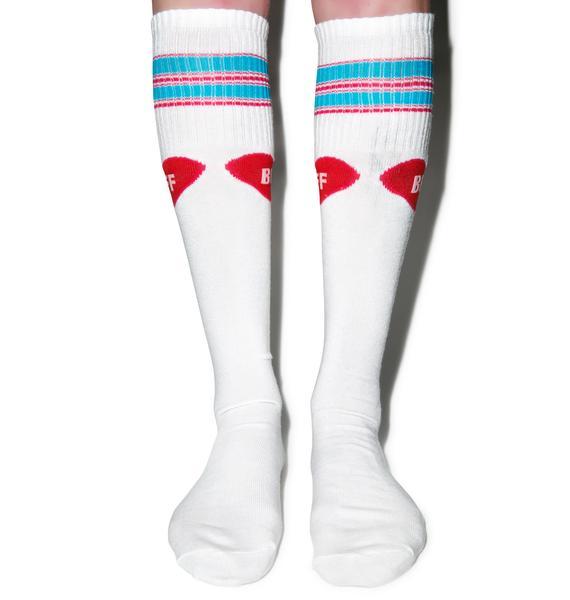 BFF 4 EVA Knee High Socks