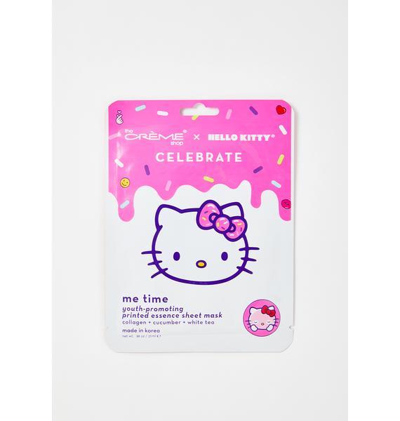 The Crème Shop Hello Kitty Sheet Mask