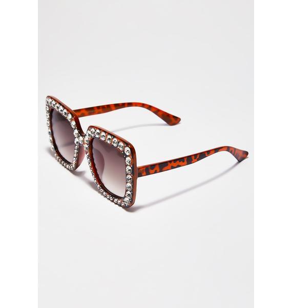 Fierce Feelin' Flossy Sunglasses