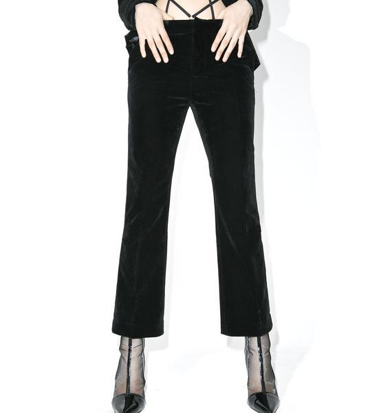 Supreme Velvet Trousers