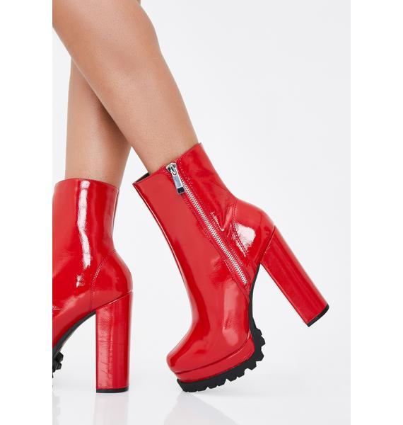 Fire Kickin' Azz High Heel Boots
