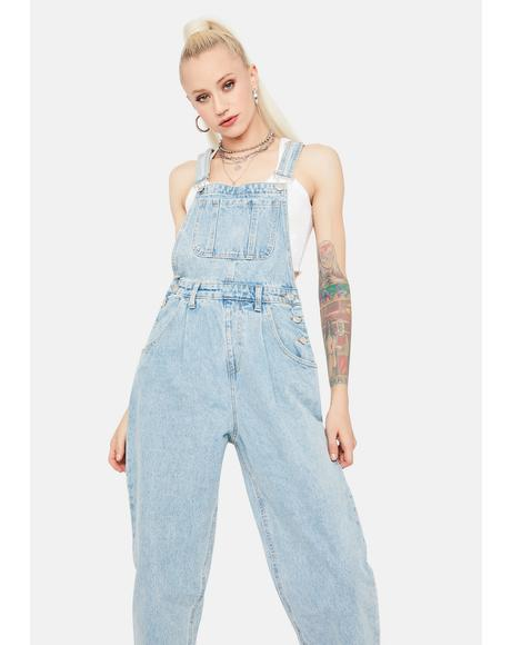 Shoulda Coulda Woulda Denim Overalls