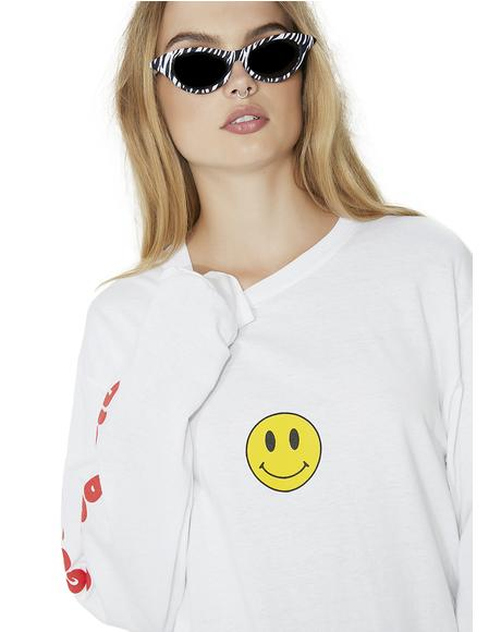 Nice Day To Get Laid Long Sleeve Shirt