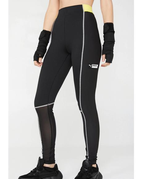 TZ High Waist Stir Up Leggings