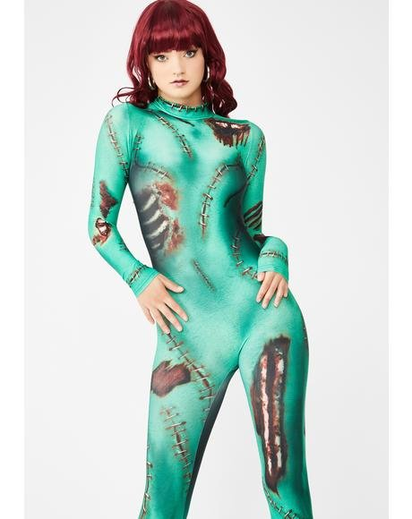 Monster Inside Me Catsuit