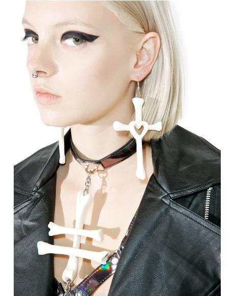 Cosmicheart Earrings