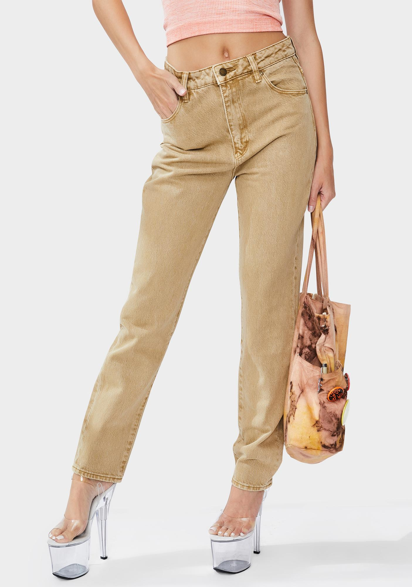 Rollas Harvest Duster Jeans