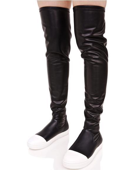 Longboard Sneaker Boots