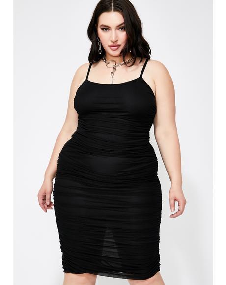 Dope Goddess Mini Dress