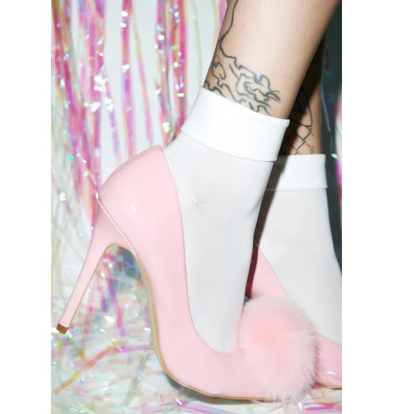 Privileged Playboi Pumps
