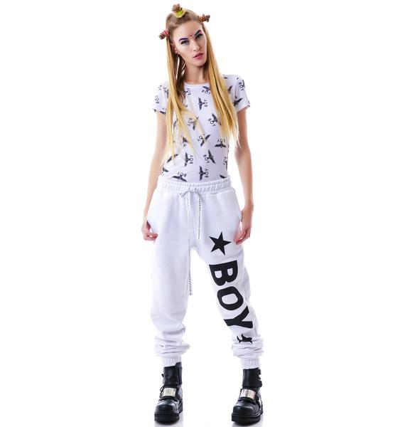 BOY London BOY Star Sweatpants