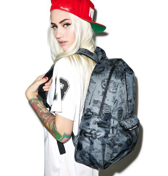 Rebel8 Giant Flash Backpack