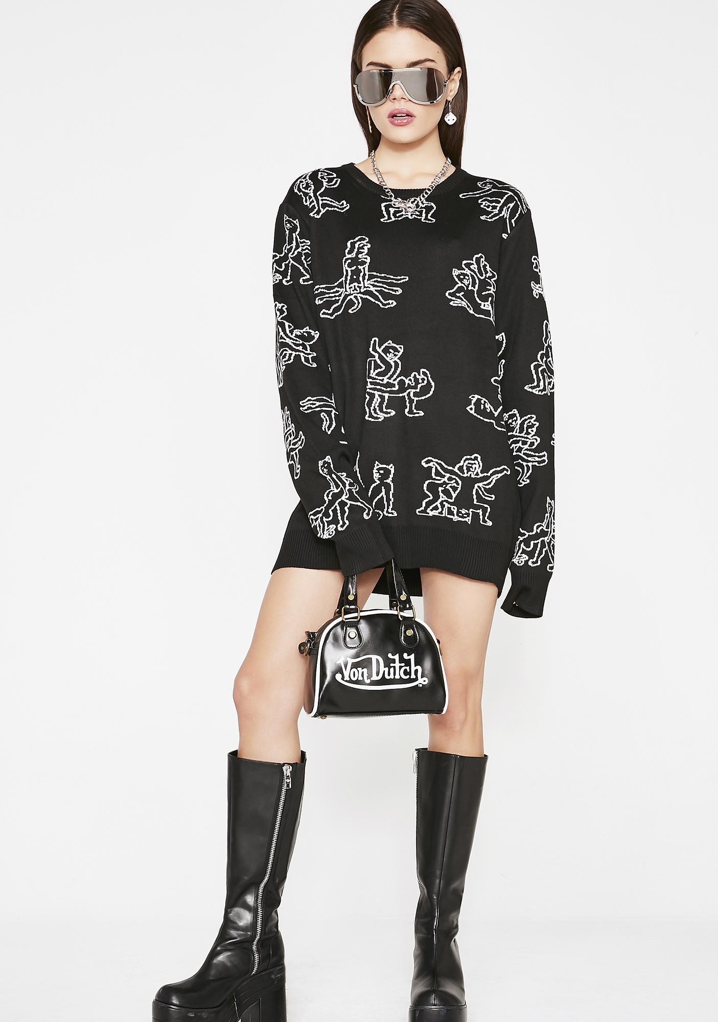 RIPNDIP Nermasutra Knit Sweater