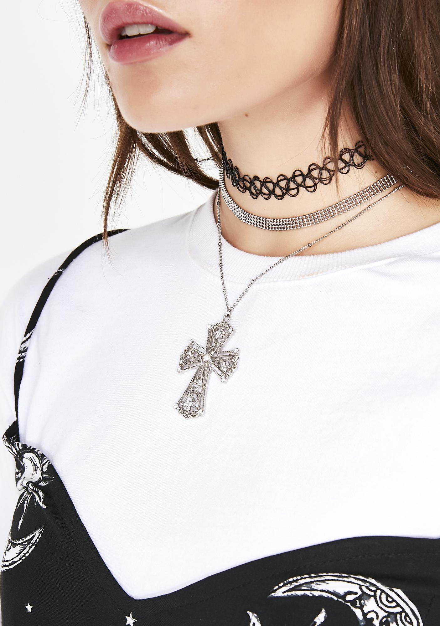 Bitter Sacrilege Chain Necklace