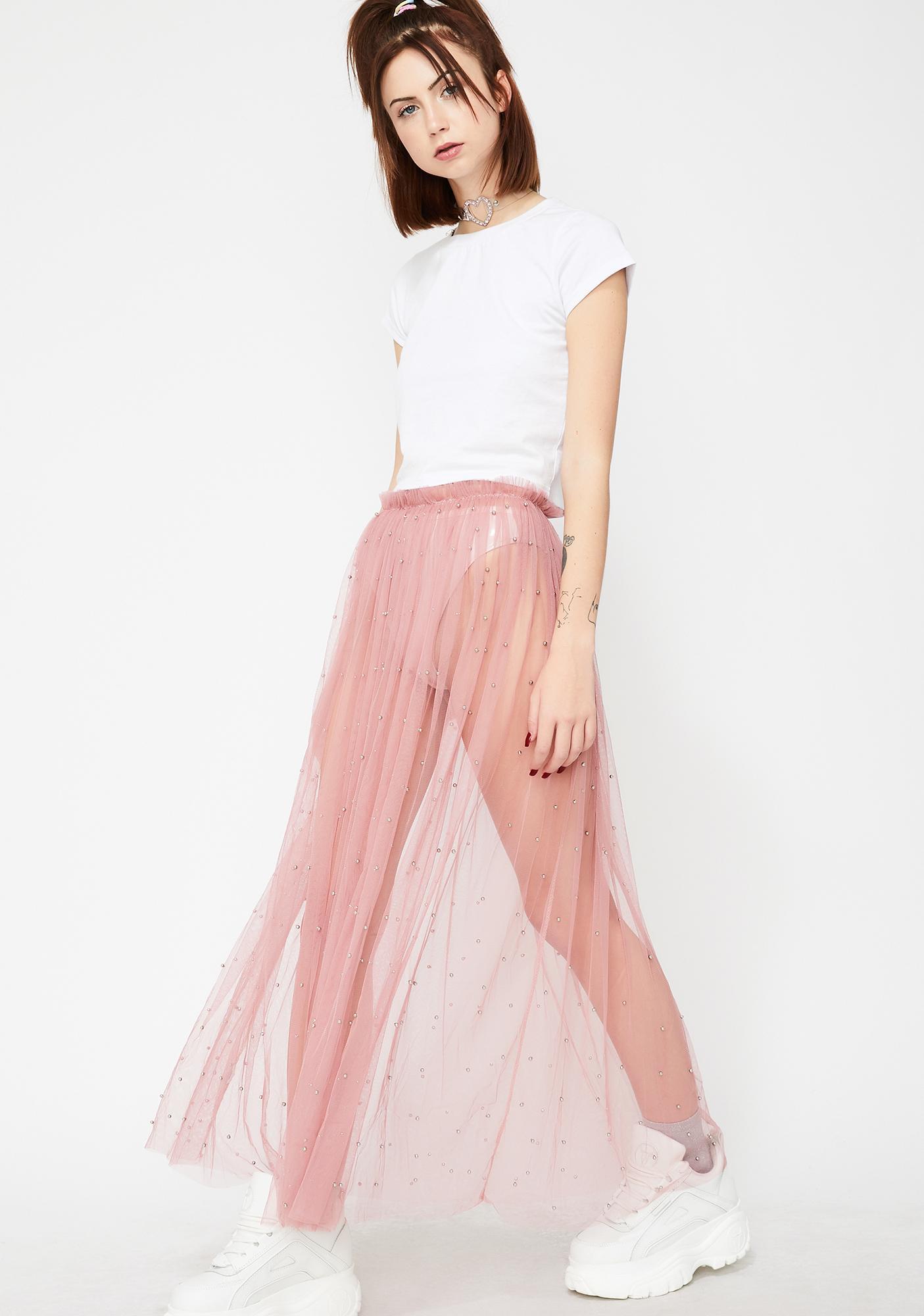 Miss Wild AF Tulle Skirt