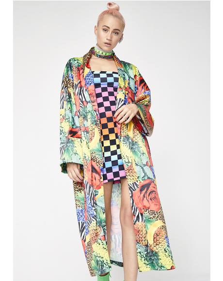 Oversized Kimono