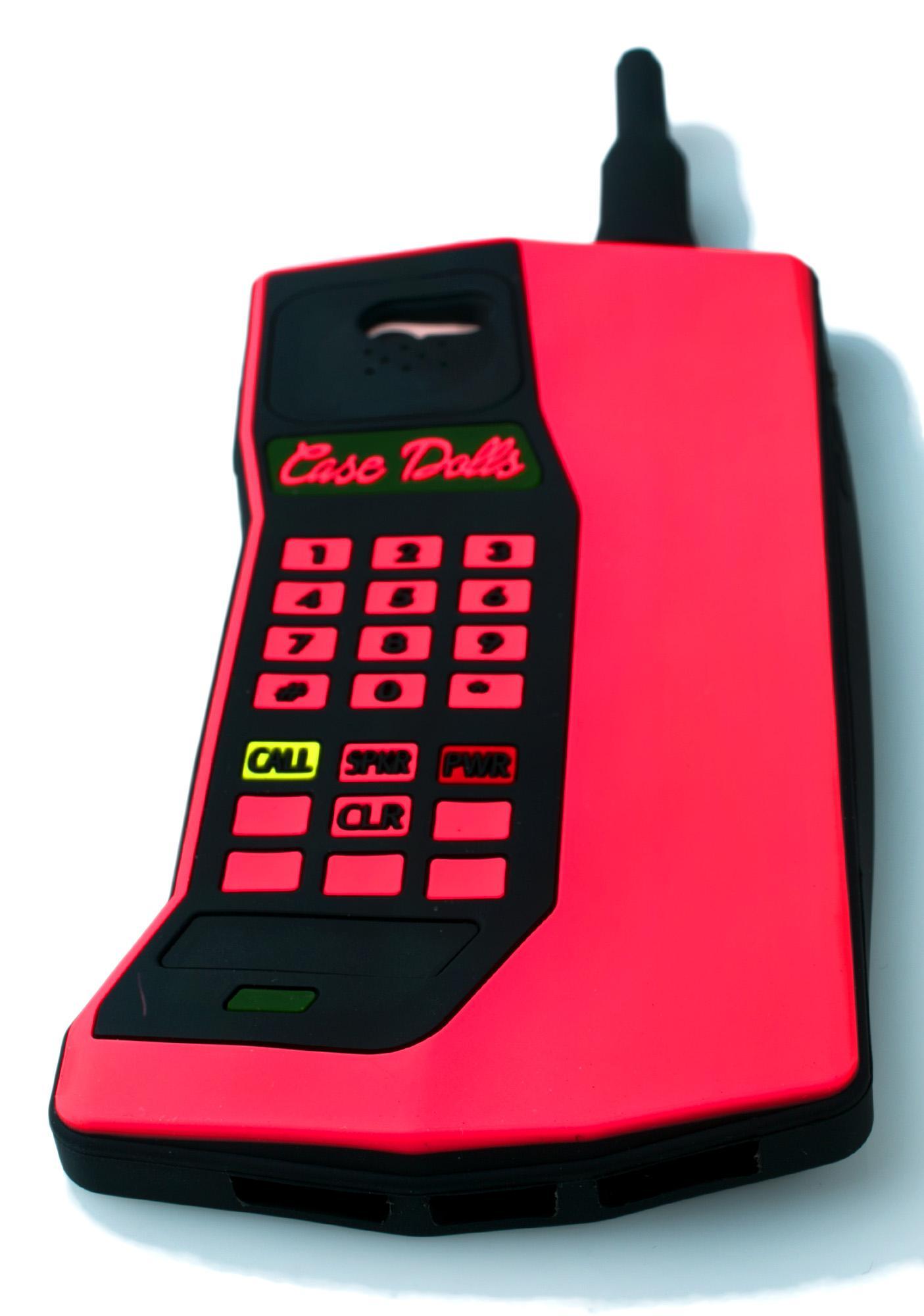 Case Dolls Brick Phone iPhone Case