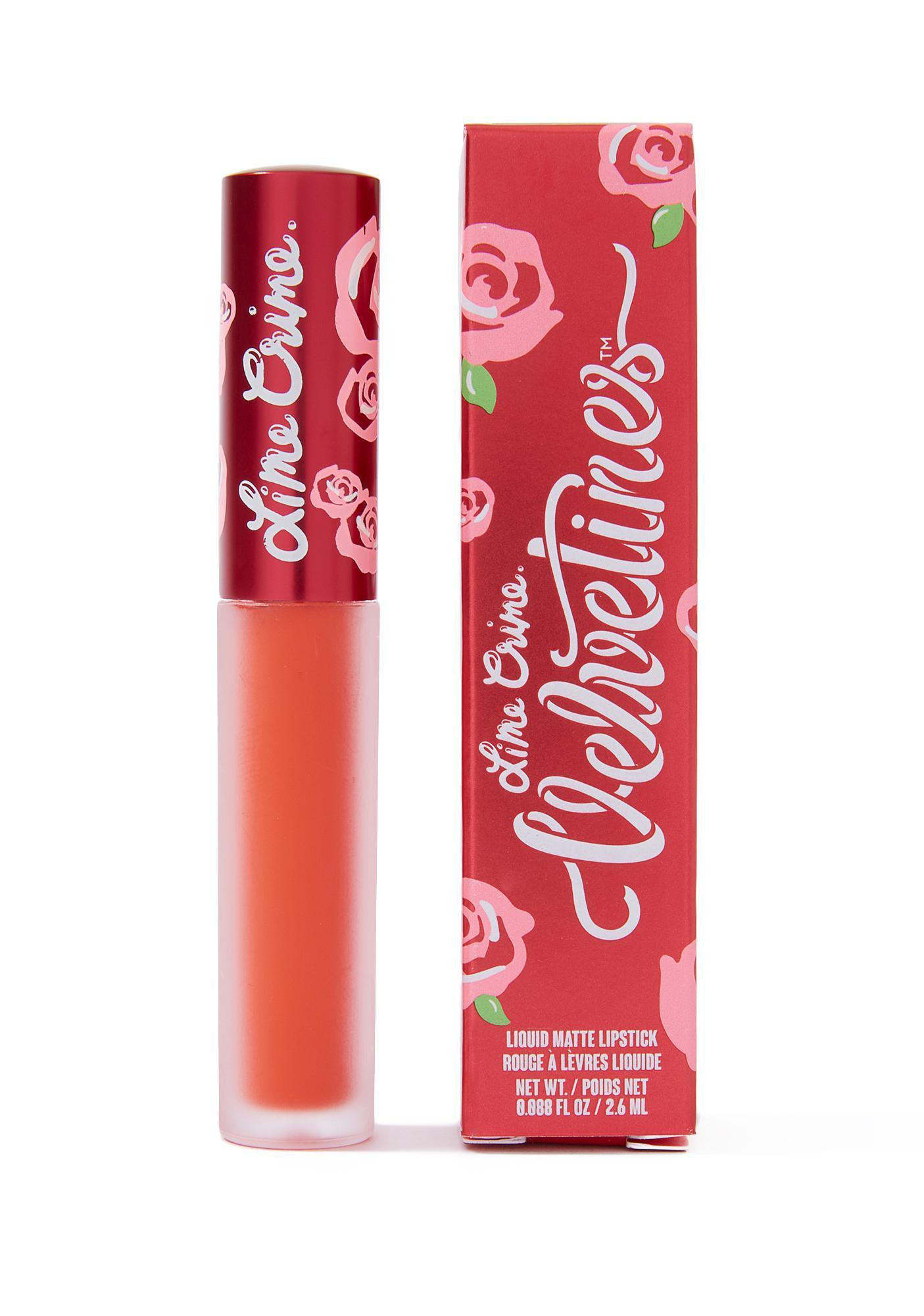 Lime Crime Psycho Velvetine Liquid Lipstick