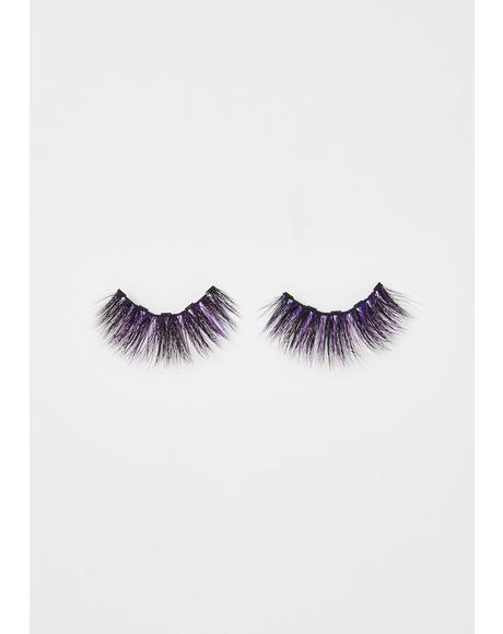 Ego Purple Magnetic Lashes