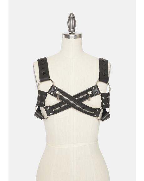 Zip It O-Ring Body Harness