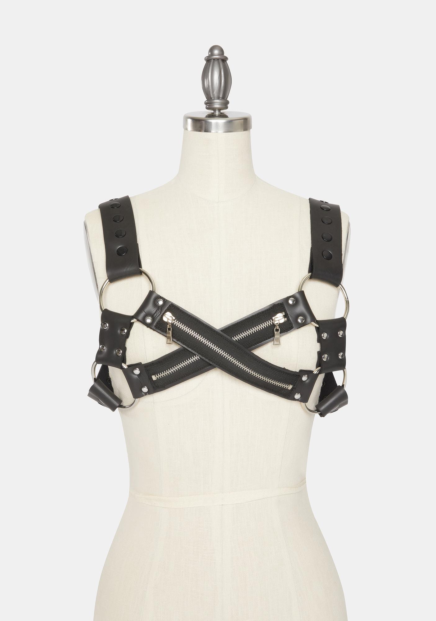 Zip It O-Ring Body Harness