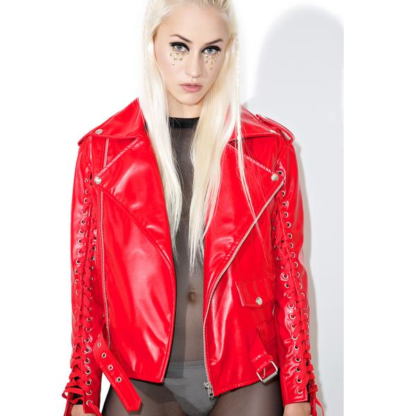 Who Cares NYC? Ava's Badass Moto Jacket