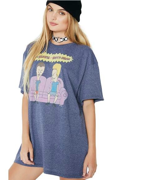 Teenage Delinquents Graphic Tee