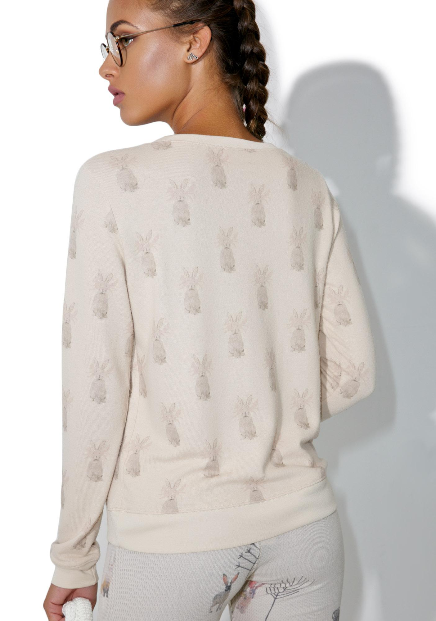 All Things Fabulous Rabbit Cozy Jumper