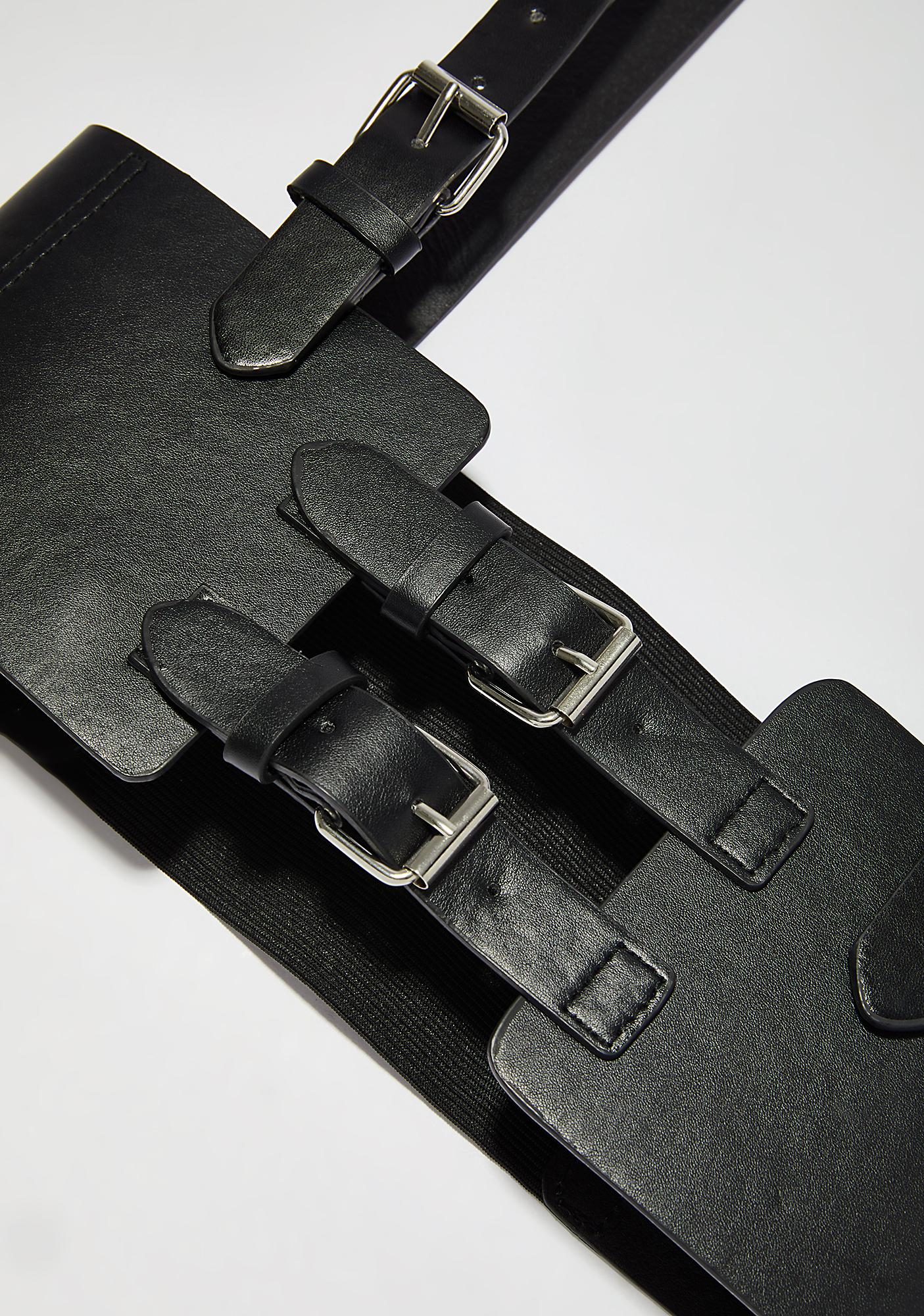 Strappin' Up Harness Belt
