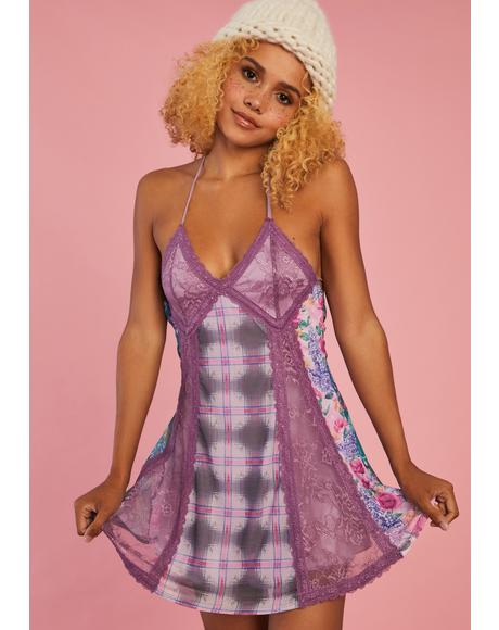 Sew It Begins Patchwork Dress