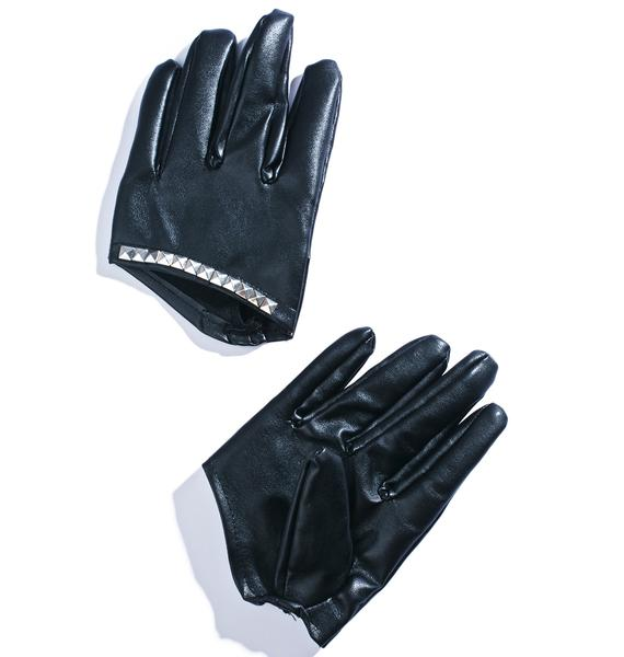 Stone Cold Faux Gloves