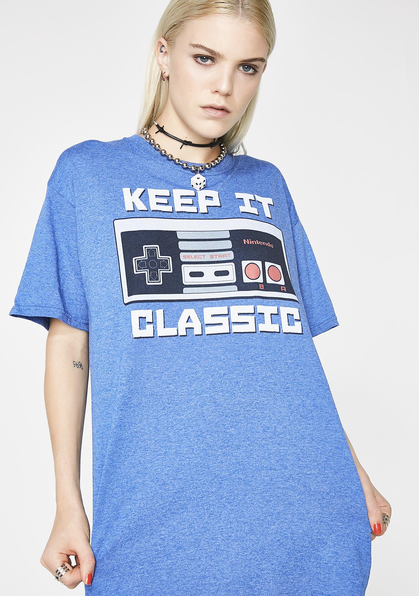 Keep It Classic Graphic Tee