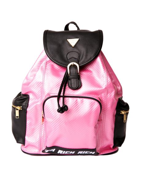 Rich Band Mini Backpack