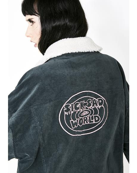 x Daria Sick Sad World Jacket