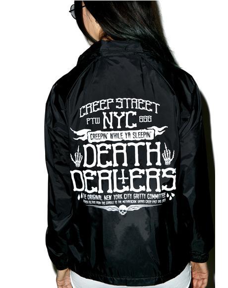 Death Dealers Coaches Jacket