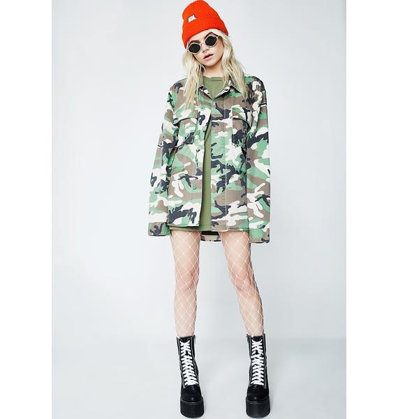RIPNDIP Nerm Skull Army Jacket
