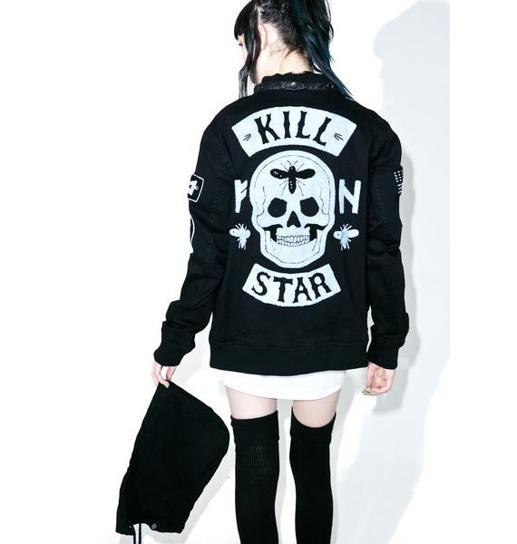 Killstar Highway To Nowhere Hooded Jacket