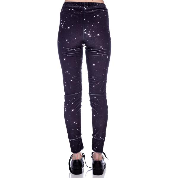 Wildfox Couture Star Crossed Leggings