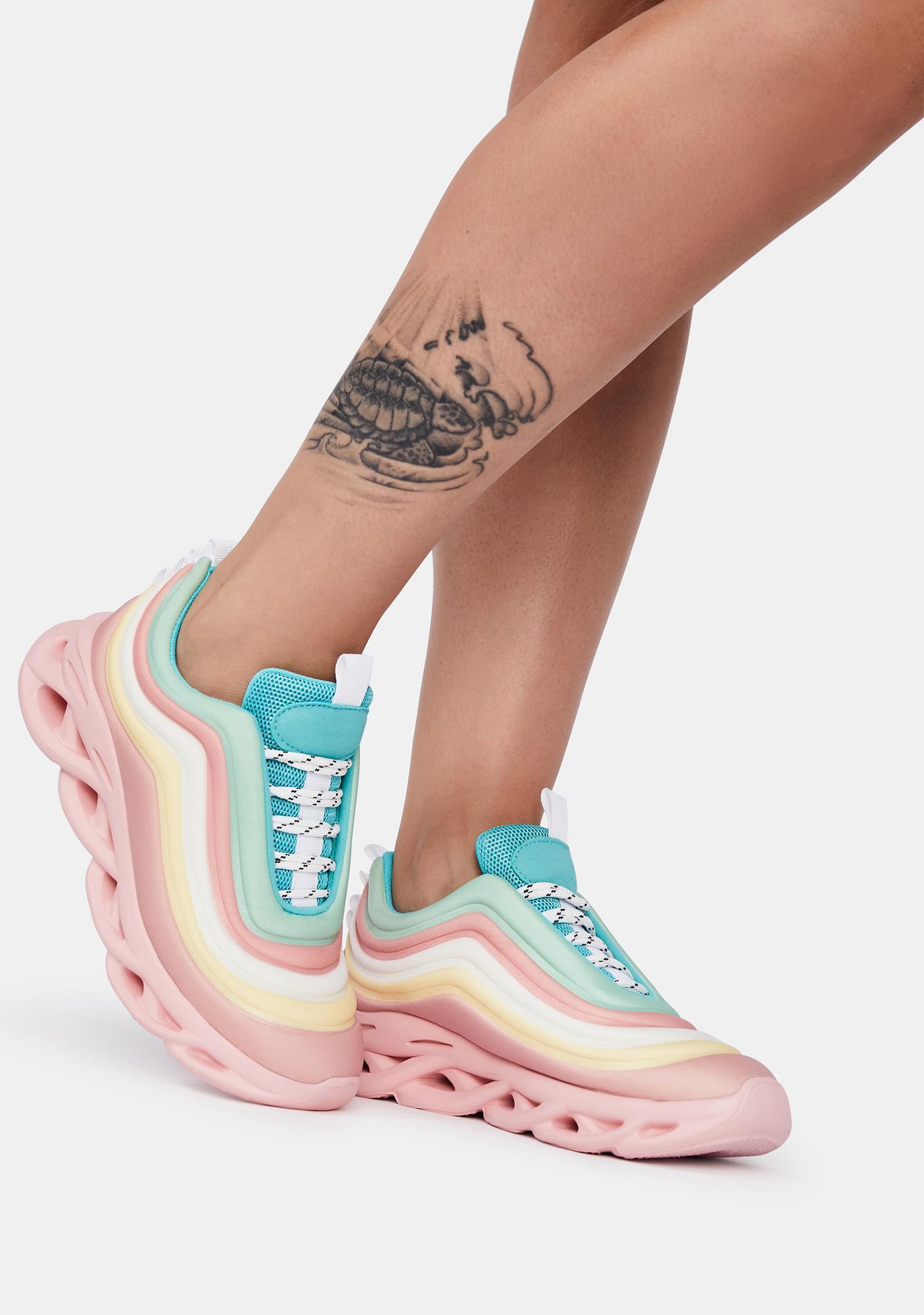 Bend The Matrix Running Sneakers