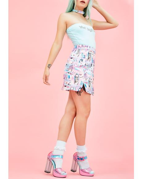 Unicorn Sprinkles PVC Heels