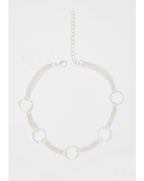 Randomized Hookup Chain Choker