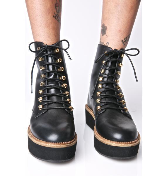 Shellys London Oakwood High Top Boots
